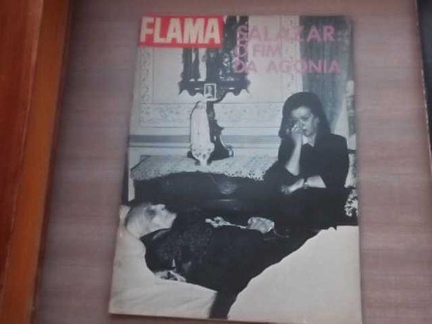 SALAZAR - Revista FLAMA 31/7/1970