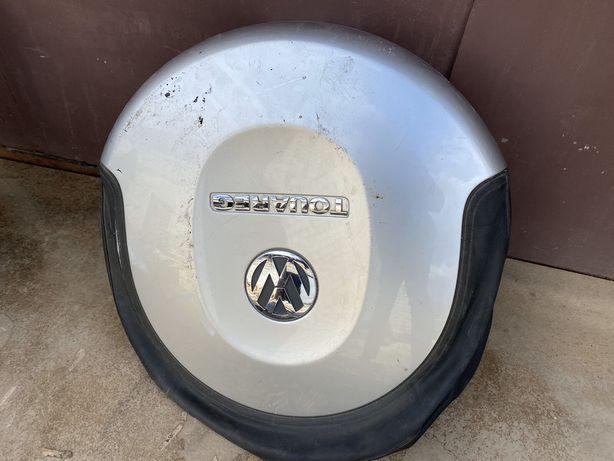 Кожух запаски чехол запаски Volkswagen Touareg Колпак запаски туарег