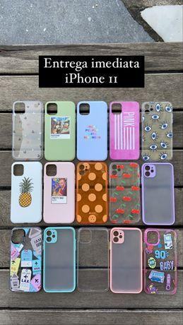 Capas para iphone 11