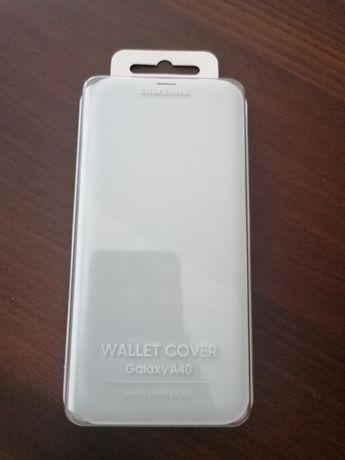 Etui oryginalne nowe Samsung A40