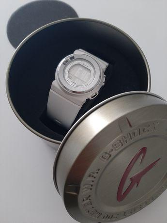 Zegarek damski biały GSHOCK Baby-G 3165 BGD-101