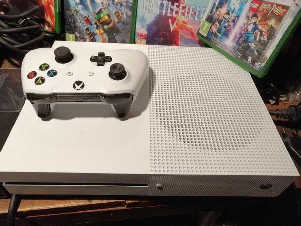 Xbox one s 1TB z napędem i grą do wyboru + wymianna