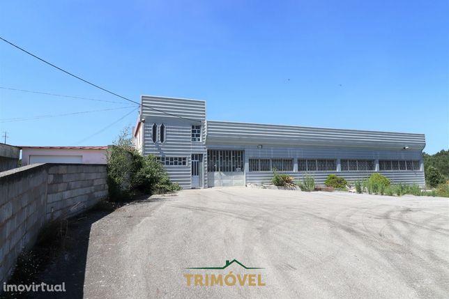 Fábrica/Indústria  Arrendamento em São Roque,Oliveira de Azeméis