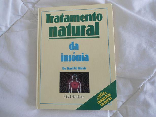 Tratamento Natural da insónia (1995) Dr. Karl M.Kirch