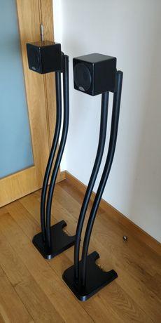 Colunas Monitor Audio - RADIUS 45,  com suporte de chão