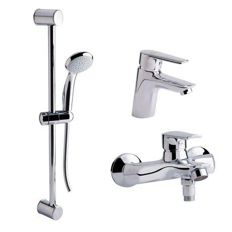 Набор смесителей для ванны Q-tap