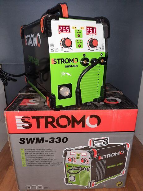 Сварочный инверторный полуавтомат Stromo SWM-330
