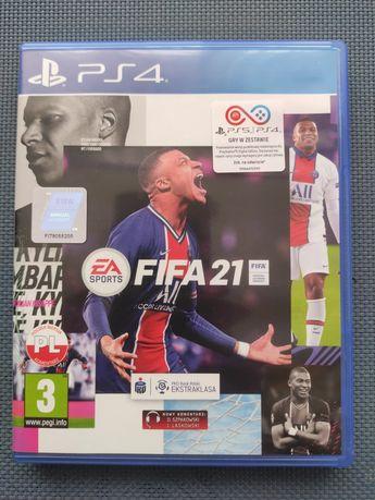 FIFA 21 Ps4, jak nowa *