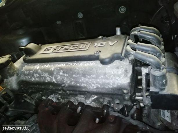 Motor Chevrolet Aveo 1.2 16v 84cv 2009