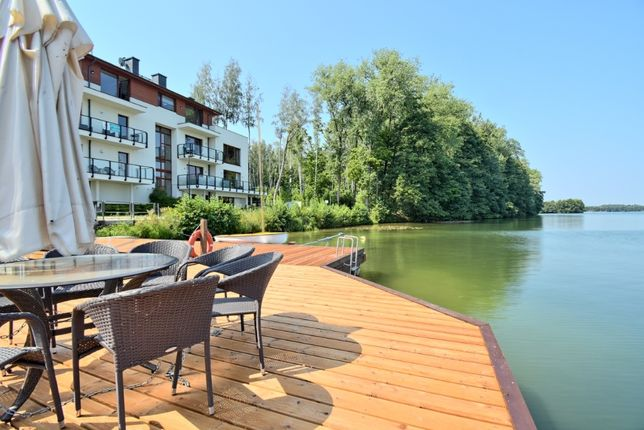 Wynajmę apartament nad jeziorem Ukiel