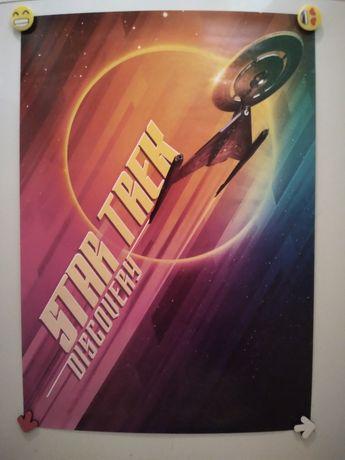 Nowy plakat Star Trek