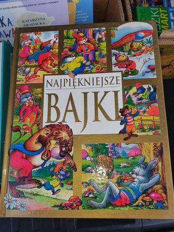 Książki dla dzieci bajki opowieści