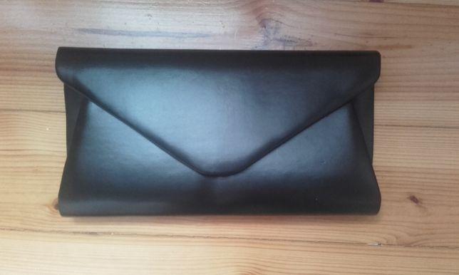 Torebka wizytowa kopertówka do ręki na ramię