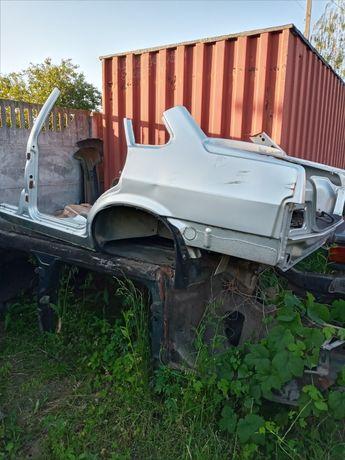 Задняя часть кузова ВАЗ 2115