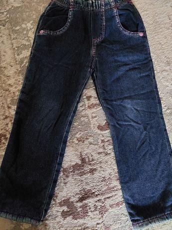 Зимние штаны для девочки