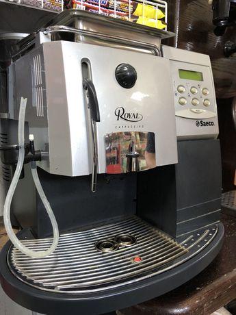 Продам кофеаппарат Saeco Royal Cappuchino