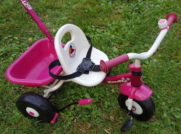 Rowerek trójkołowy dla dziecka YipeeH Rose.