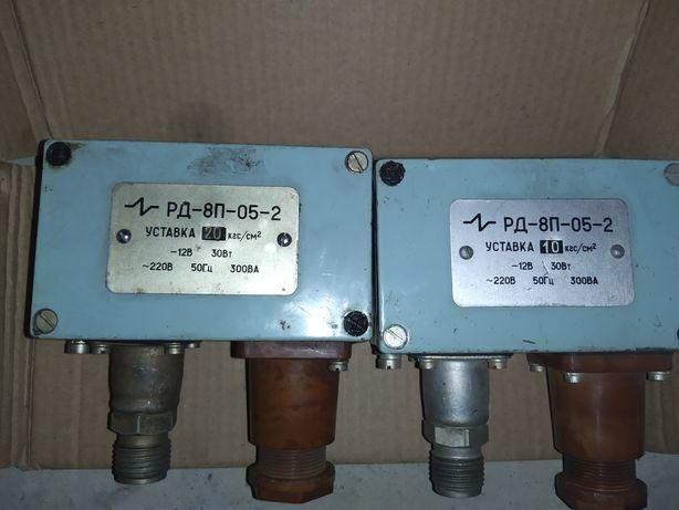 Датчик реле давления РД-8П-05-2