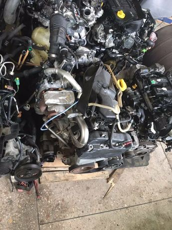 Мотор/двигун/двигатель Renault Kangoo 1.5 dci euro 3/4/5