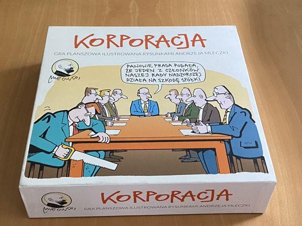 Gra planszowa KORPORACJA Nowa!!!