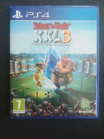 Asterix i Obelix XXL 3 The Crystal Menhir Ps4