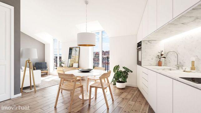 Apartamento em construção, elegível para Golden Visa e Alojamento Loca