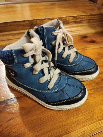 Ботинки на мальчика (17 см)