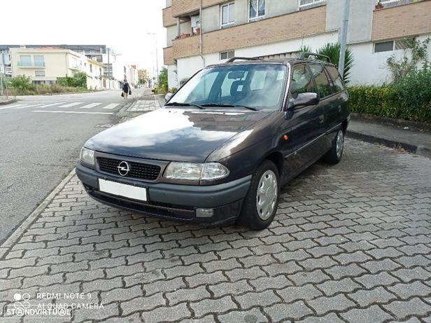 Opel Astra Caravan 1.4i Club ABS/AC
