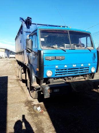 Продам КамаЗ 55102 зерновоз. Сельхозник.