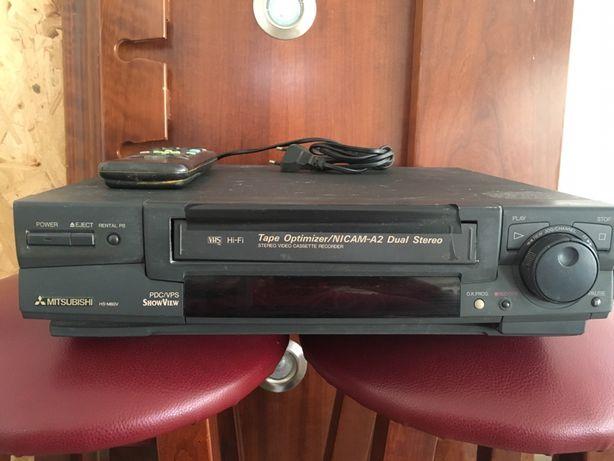 Vídeo VHS Mitsubishi HS-M60V