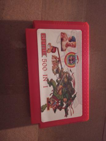 Gra pegazusy Pegasus składanka 500 in 1 każda inna nes famicom Mario