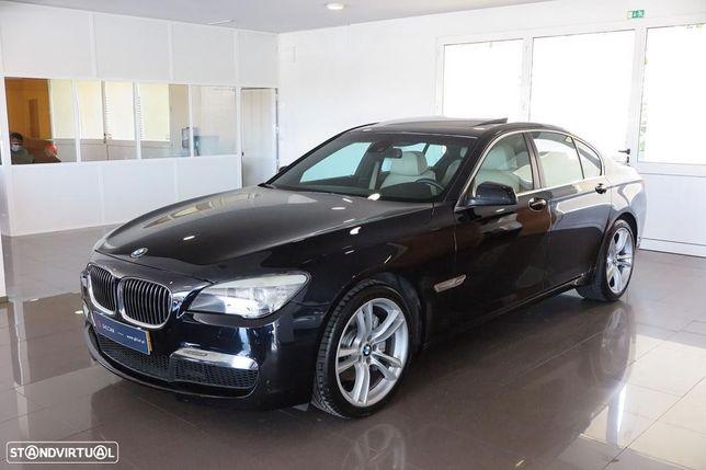 BMW 730 dA Pack M