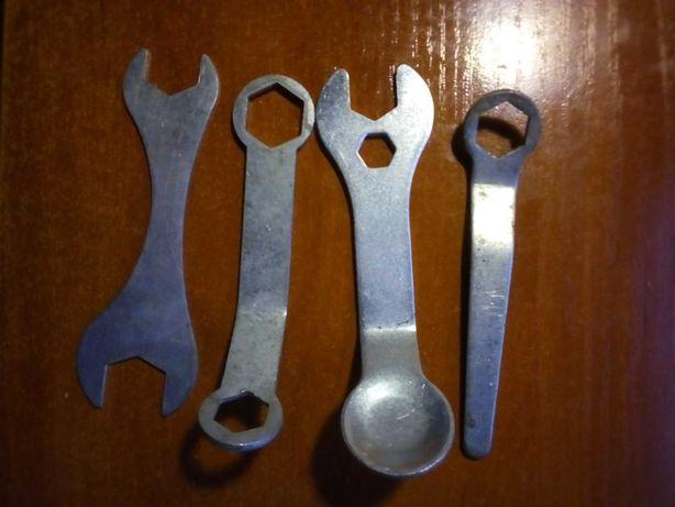 Ключ гаечный 4 шт