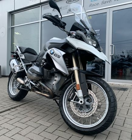 BMW R1200 GS LC, гусь