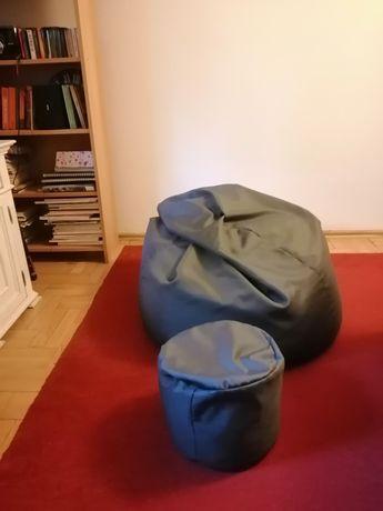 Worek sako z podnóżkiem, rozmiar XXL