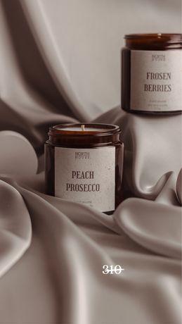 Соевые свечи, Подарок на Рождество, Премиум арома свеча