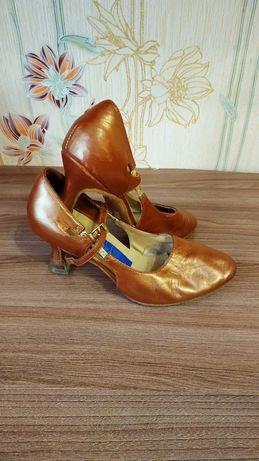 Туфли стандарт для бальных танцев