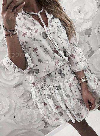 Nowa, letnia, zjawiskowa sukienka