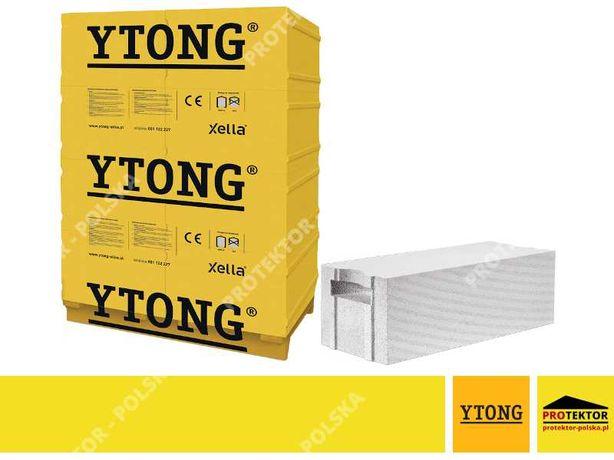 YTONG 24cm beton komórkowy suporex gazobeton bloczek energo forte