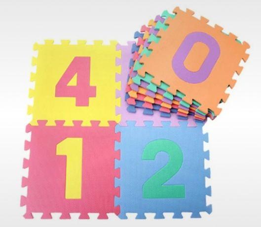 Puzzle piankowe 10szt 30x30 (1 puzzel)