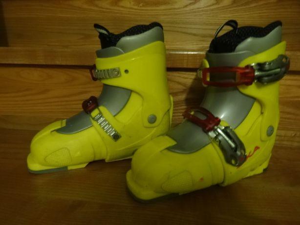 Regulowane buty narciarskie ROXA