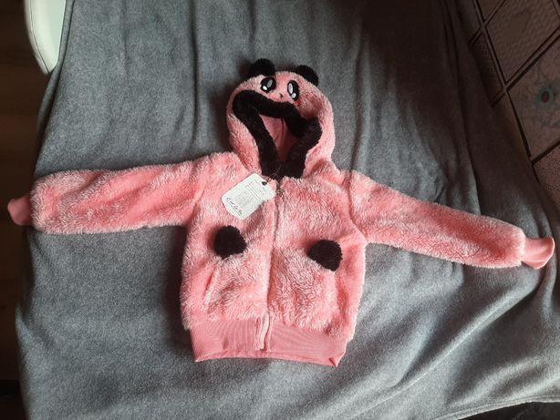 Bluza dla dziewczynki 104-110 nowa z metką