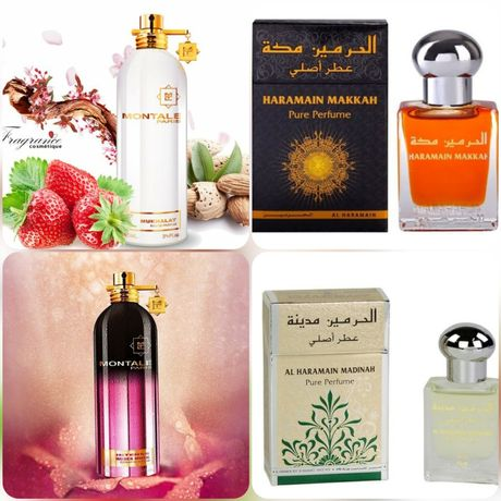 Al haramain Madinah Al haramain Makkah арабские духи 15 мл
