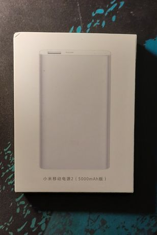 Xiaomi power bank ver.2  5000 new
