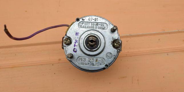 Электродвигатель отопителя МТЗ, УАЗ (12 V), МЭ-237-Б