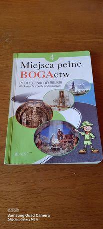 Podręcznik do religii kl4.