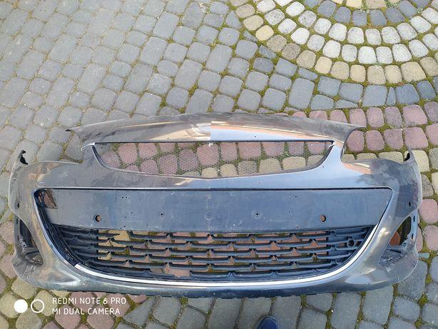 Передній бампер Opel Astra j рестайлінг