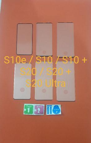 Película vidro temperado S10 - S20
