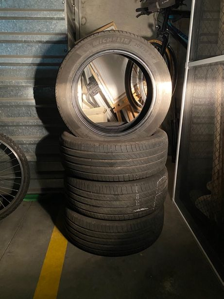 Michelin Primacy 4 205/55 R17 95V XL x4