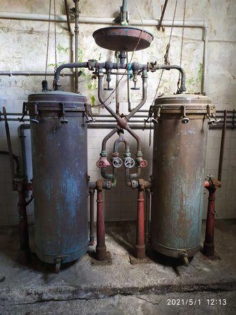 Destilaria / Alambique em cobre óptimo estado, da marca Lena e outras